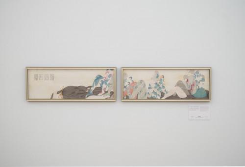 梁嘉賢,《獅子沒精神》,2017。