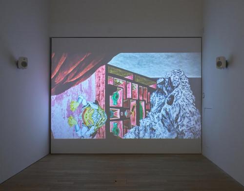 徐浩恩,《視差秘室》,2018年–至今。