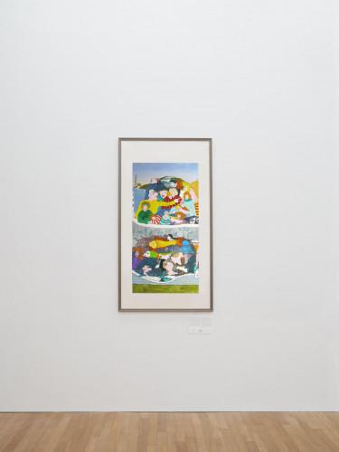 陳福善,《非法移民》,1985。