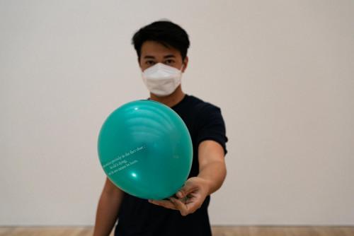 Serene Hui, Rehearsal for Disaster—The Explosion, 2021