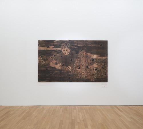林東鵬,《移山造景》,2019。